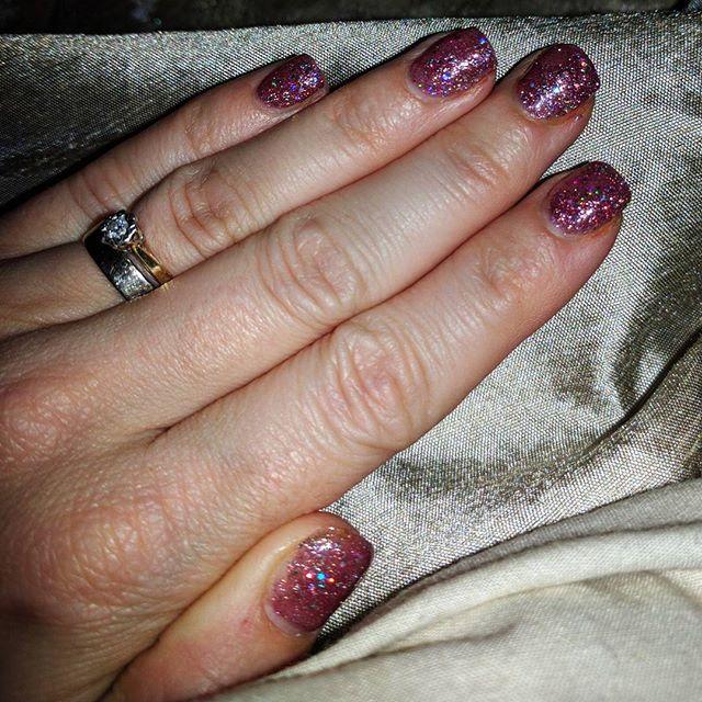 New nail colour.....